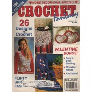Crochet Fantasy Magazine February 1990