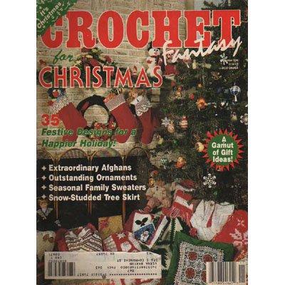 Crochet Fantasy Magazine November 1990