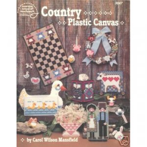 Country Plastic Canvas