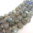 Labradorite Gemstone Beads 7mm Round