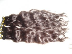 "4 oz. 12-14"" Remi Indian Human Hair Curly"