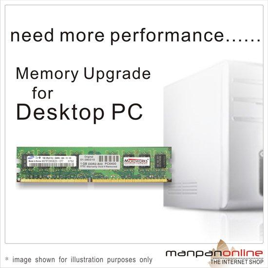 NEW SAMSUNG 1GB DDR2 800 PC2 6400 MEMORY DESKTOP RAM