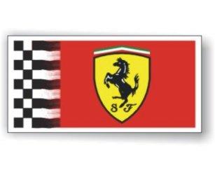 Ferrari F1 Official  Banner Flag