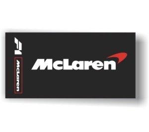 Mclaren Banner Flag