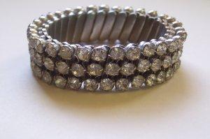 Western Germany Clear Rhinestone Bracelet