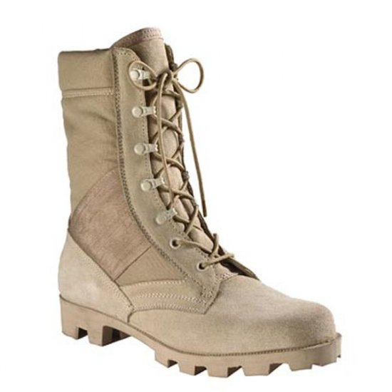DESERT TAN SPEEDLACE JUNGLE BOOT 5057