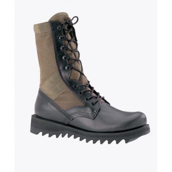 SANKO OD RIPPLE SOLE JUNGLE BOOTS 5051