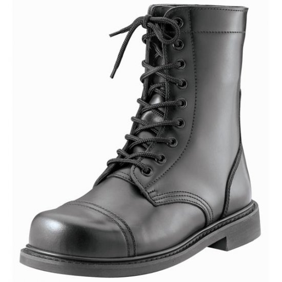 SANKO ALL LEATHER COMBAT BOOT 5075