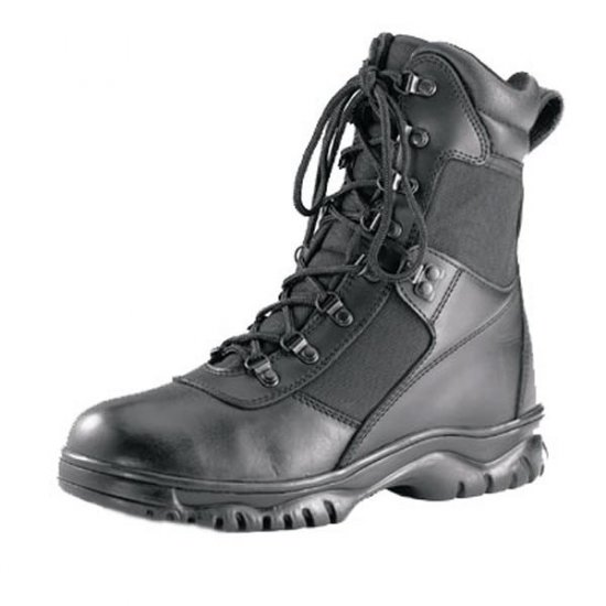 """SANKO FORCED ENTRY 8"""" TACTICAL BOOTS WITH SIDE ZIPPER"""