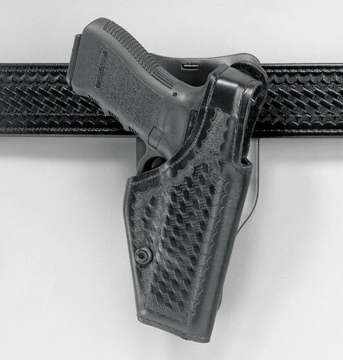Safariland: Model 2005 Top Gun Level I Retention, Low-Ride Holster