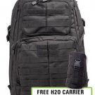 5.11 RUSH 24 Backpack w/ FREE H2O Carrier