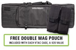 "5.11 36"" Gun Case (MP4) w/ FREE Double Mag Pouch"