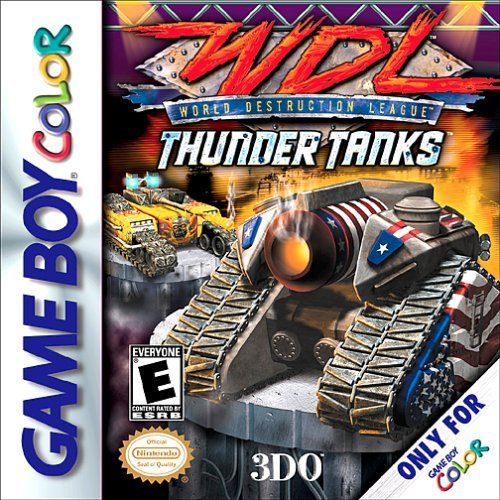 World Destruction League - Thunder Tank