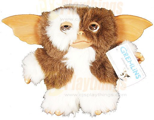 "NECA GREMLINS 6"" inch Sleepy-eye GIZMO Plush Doll"
