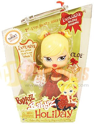 Bratz Babys Baby Target CLOE for Xmas Holiday Christmas