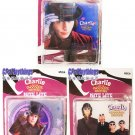 NECA Charlie & The Chocolate Factory Night Light set of 3 Styles