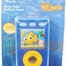 Authentic Disney Store Exclusive Nemo Radio FM