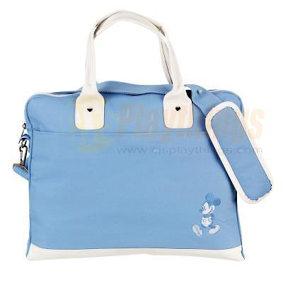 Disney Exclusive MICKEY BLUE LAPTOP CASE Bag FOR WOMAN