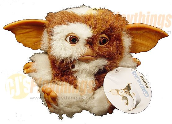 NECA GREMLINS Smily Gizmo 6-inch Plush Classic version