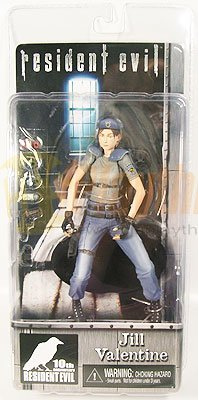 NECA Resident Evil 10th Anniversary Jill Valentine Action Figure
