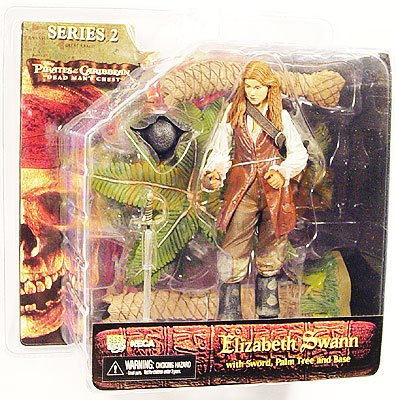 PIRATES OF CARIBBEAN Dead Man's Chest series 2 Elizabeth Swann
