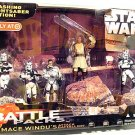 Star Wars Mace Windu's attack battallion battle packs clone trooper airborne