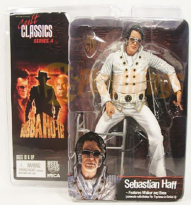 NECA Cult Classics Series 4 The King Sebastian Haff from Bubba Ho-Tep