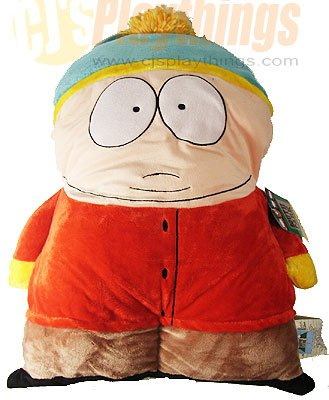 South Park CARTMAN Large 22-inch Cuddle Pillow Plush