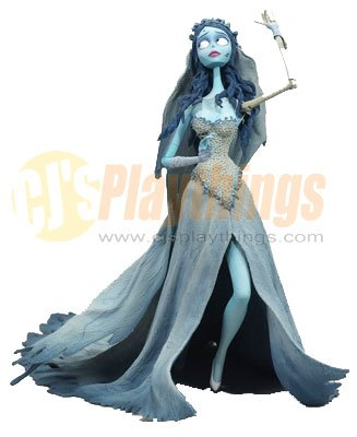 Mcfarlane CORPSE BRIDE Action Figure Series 2 Emily