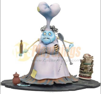 Mcfarlane Corpse Bride Action Figure Series 2 Mrs.Plum