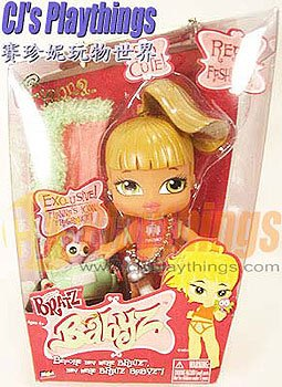 """Bratz Babyz Baby 6"""" Fianna Doll great for XMAS Christmas"""