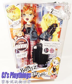 2005 Bratz World 2 London Pretty 'N' Punk Meygan
