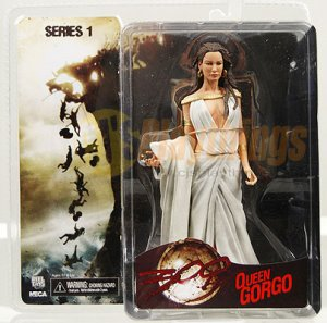 NECA 300 action figure Queen Gorgo ready to ship
