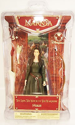 The CHRONICLES OF NARNIA Disney Action Figure SUSAN Mint