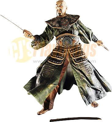 NECA PIRATES OF CARIBBEAN At World's End Series 1 Sao Feng