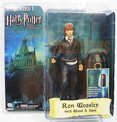 NECA Harry Potter Order of the Phoenix Series 1 Ron Weasley Pre-Order