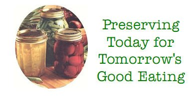 24 pages Preserving and Canning Ebook Instructions, Recipes, Time Tables & more!
