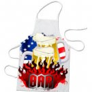 RESTAURANT BAR Full design BBQ Kitchen Apron  #CT