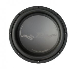 "Power Acoustik 12"" Subwoofer 2400 Watts Max"