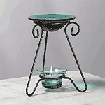 Glass Oil Burner - Potpourri