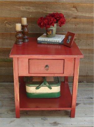 Handmade End Table