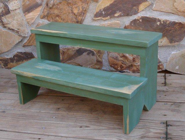 Handmade Step Stool