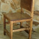 Handmade Farm Chair - Dining Room Chair - Choose your color