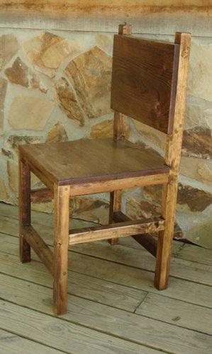 Handmade Farm Chair - Dining Room Chair - Choose your color