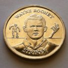 2004 Wayne Rooney Official England Squad Medal