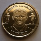 2004 Frank Lampard Official England Squad Medal