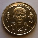 2004 Paul Scholes Official England Squad Medal