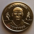 2004 Sol Campbell Official England Squad Medal