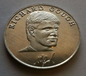Richard Gough - 1990 Esso World Cup Collection