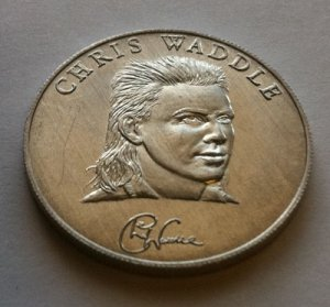 Chris Waddle - 1990 Esso World Cup Collection